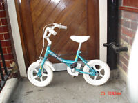 Child's cycle,