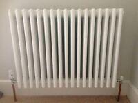 Acova 4 column white radiator 812mm x 600mm