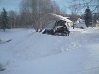Snow Removal,Sanding Parkland County, Stony Plain,Spruce Grove,