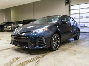 2018 Toyota Corolla SE UPGRADE PACKAGE