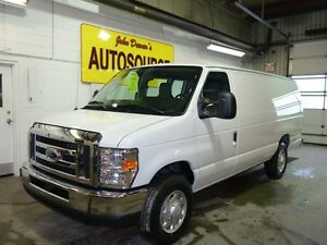 2014 Ford E-250 Extended Cargo Van Peterborough Peterborough Area image 3