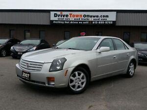 2007 Cadillac CTS Premium