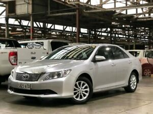 2012 Toyota Aurion GSV50R AT-X Grey 6 Speed Sports Automatic Sedan