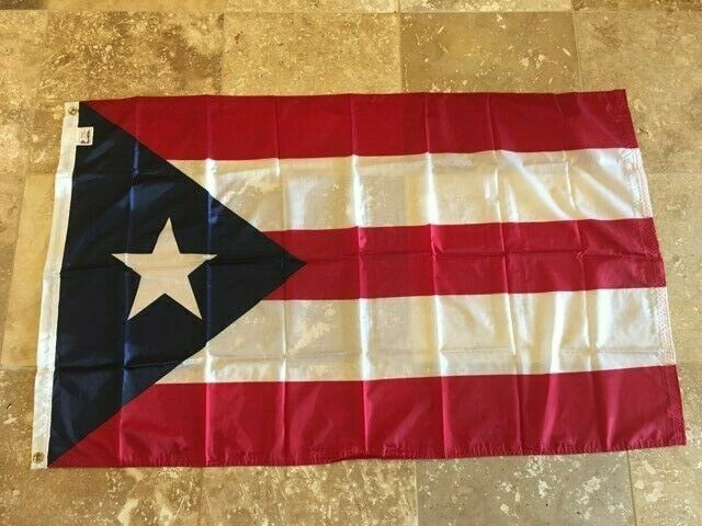 PUERTO RICO ANNIN FLAGS OFFICIAL GOV US STATE FLAG ANNIN MAD