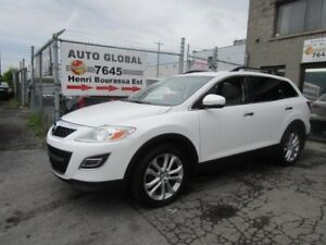 Mazda CX-9 GT 7 PLACES AWD TOIT CUIR COMME NEUF 2011
