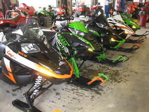 GREAT DEALS & A FREE TRAIL PASS ON NEW SLEDS Kitchener / Waterloo Kitchener Area image 8