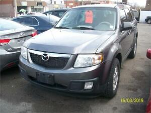 2011 Mazda Tribute GX ONLY 165,533 kms! CERTIFIED