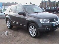 SUZUKI GRAND VITARA 1.9 DDIS SZ5 5 DR GREY FSH MOT 4/6/19 CLICK ON VIDEO LINK TOSEE AND HEAR MORE
