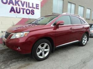 2010 Lexus RX 350 COOLED SEATS CAMERA CLEAN SAFETY WARRANTY INCL
