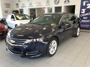2015 Chevrolet Impala LT / V6 / CAMERA REGUL / CUIR