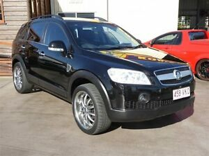 2007 Holden Captiva CG LX (4x4) Black 5 Speed Automatic Wagon Strathpine Pine Rivers Area Preview