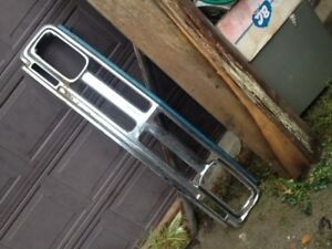 1968 or 9 pickup grill