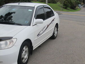 2005 Honda Civic hybrid Sedan