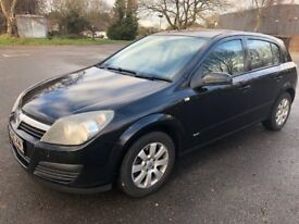 2006 Vauxhall Astra DIESEL - cambelt and waterpump done £1375