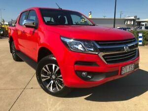 2018 Holden Colorado RG MY18 LTZ Pickup Crew Cab Red 6 Speed Sports Automatic Utility Garbutt Townsville City Preview