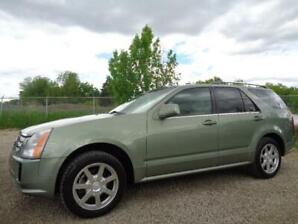 2005 Cadillac SRX SPORT-DVD-HDTV-HEATED LEATHER-DUAL SUNROOF-