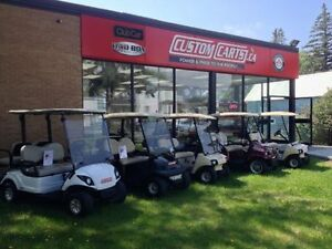 2010 CLUB CAR Precedent PHANTOM EDITION GOLF CART - 48Volt Cornwall Ontario image 8