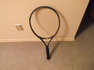Tennis Racquet Wide Body Fusion One Only