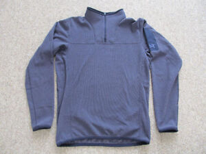 ARC'TERYX CALIBER ZIP NECK POLAIRE HOMME SMALL OCCASION