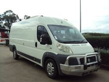 2009 Fiat Ducato Series II JTD Mid Roof Extra Long White 6 Speed Manual Van Acacia Ridge Brisbane South West Preview