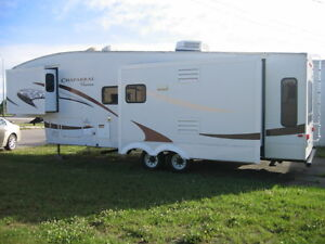 coachman chaparral 5th wheel