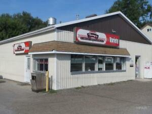 Investment Opportunity: Building & Restaurant