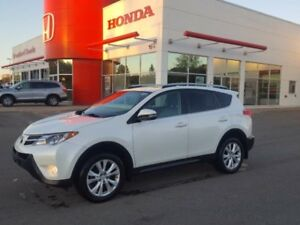 2014 Toyota RAV4 Limited 4dr AWD Sport Utility