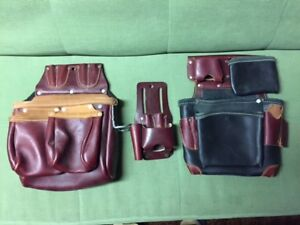 Occidental Leather Tool Belt Pouches