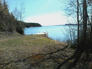 2 acre water front property