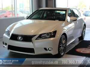 2014 Lexus GS 350 GS AWD-LEATHER HAS EVERYTHING LOADED
