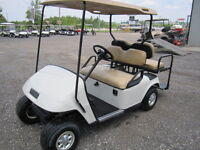 2008 EZ-GO TXT Gas Golf Cart