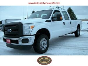 2012 Ford F-350 FX4 Crew Cab Long Box | CERTIFIED