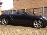 Toyota MR2 Roadster for sale or swap