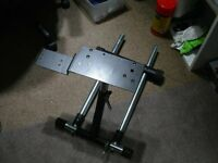 Steering wheel and pedal WHEELSTAND Pro