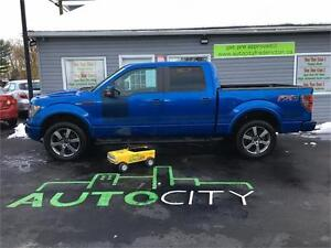 2013 Ford F-150 FX4...$89 Weekly
