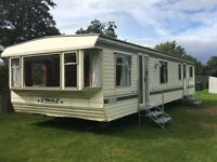 Willerby static caravan / mobile home 35X12