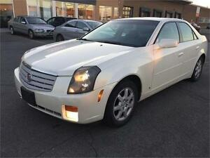 2007 Cadillac CTS 160XXXKM 4 WINTER TIRE ETRA CLEAN