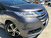 2014 Honda Odyssey RC MY14 VTi-L Grey 7 Speed Constant Variable Wagon Palmyra Melville Area Preview