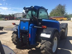2010 New Holland LM5080 Telescopic Forklift London Ontario image 4