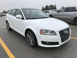 2009 AUDI A3 2.0T LEATHER,PANORAMIC ROOF