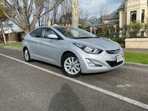 2014 Hyundai Elantra MD3 SE Silver 6 Speed Sports Automatic Sedan Hawthorn Mitcham Area Preview
