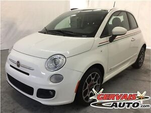Fiat 500 Sport A/C MAGS 2012