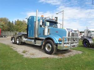 2007 PETERBILT 378 HEAVY SPEC WINTCH TRACTOR