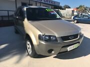2008 Ford Territory SY TX Wagon 4dr Spts Auto 4sp RWD 4.0i (RWD) Gold Sports Automatic Wagon Bongaree Caboolture Area Preview