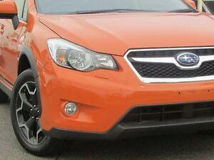 2012 Subaru XV G4X MY13 2.0i-S Lineartronic AWD Orange Burst 6 Speed Constant Variable Wagon Parramatta Parramatta Area Preview