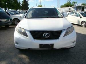 2010 LEXUS RX 350 -NAVIGATION * LEATHER * SUNROOF