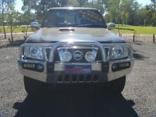 2012 Nissan Patrol GU Viii ST (4x4) Black 5 Speed Manual Wagon Dalby Dalby Area Preview