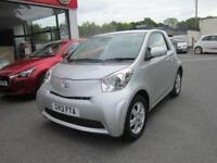 Toyota IQ 1.0VVT-I Iq 3dr PETROL MANUAL 2012/12