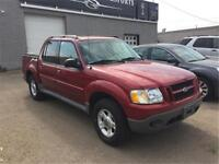 2001Ford Explorer Sport Trac,low kms,Navi,Leather,MINT!
