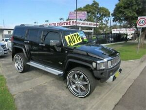 2009 Hummer H3 Black 4 Speed Automatic Wagon New Lambton Newcastle Area Preview